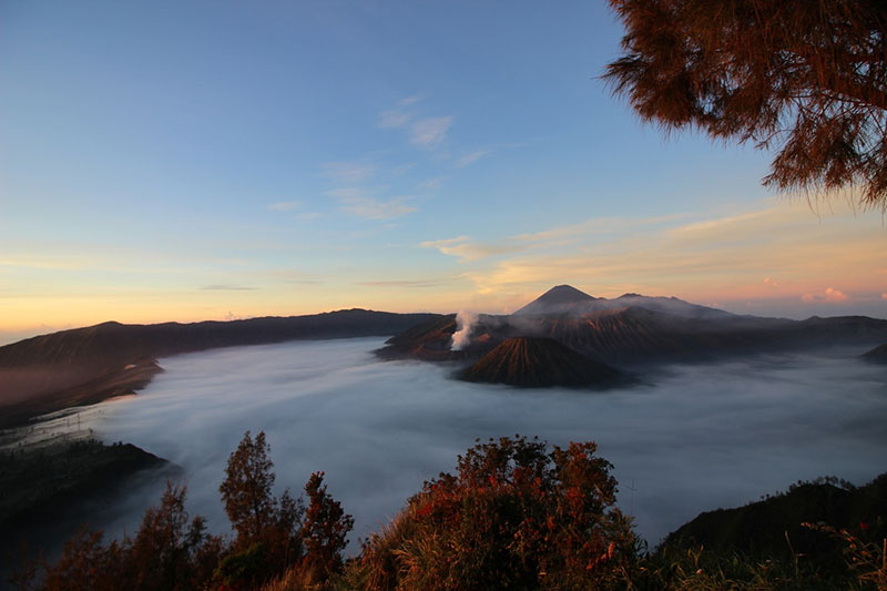 3 Days tour: from Bali – Ijen – Bromo – drop off Jogjakarta