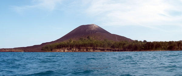 3 Days Tour : Mouth krakatao